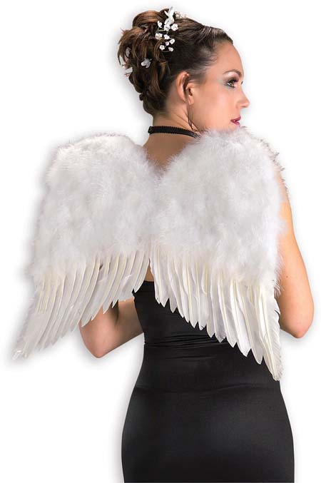 White Feather Wings Angel Feather Wings