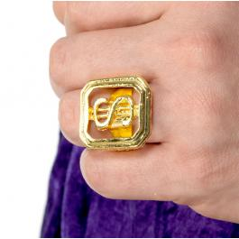 Single-Dollar-Sign-Gold-Ring