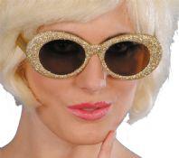 60's-Gold-Glitter-Specs