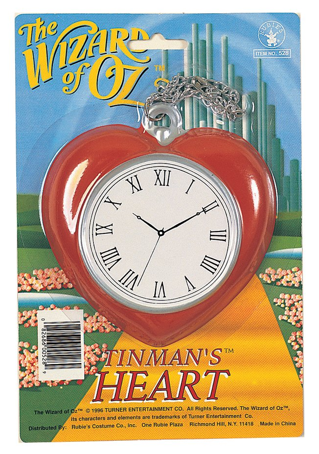 Wizard-of-Oz-Tin-Man-Heart-Clock