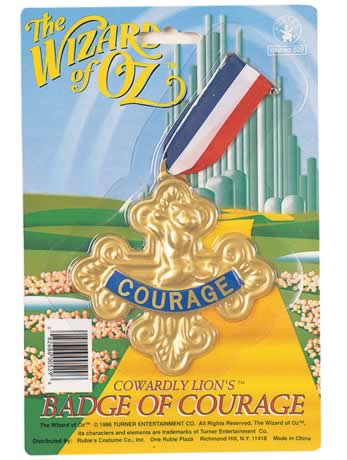 Wizard-of-Oz-Lion's-Badge-of-Courage