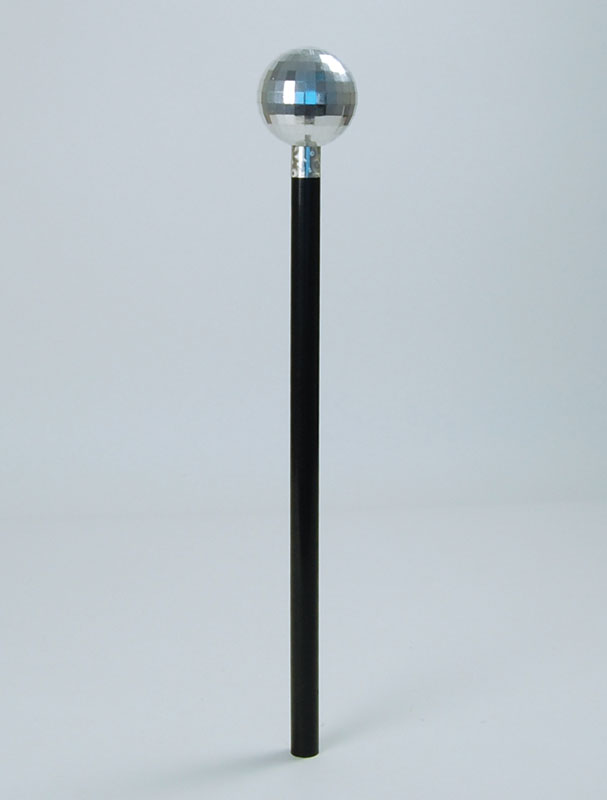 Mirror-Ball-Cane-(silver)