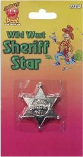 Sherrif-Badge