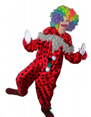 Red-Black-spotty-clown