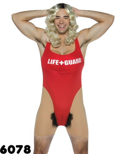 Anita-Waxin-life-guard-costume