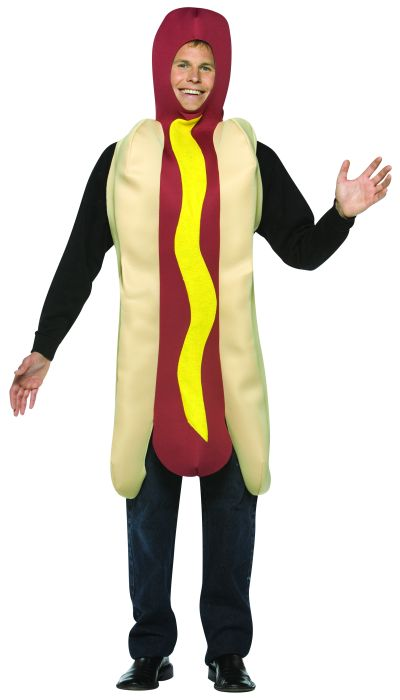 Hot-Dog-Costume