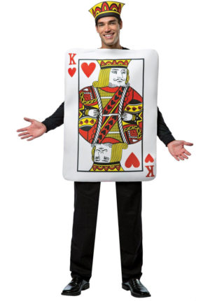 King_of_Hearts_Costume_Playing_Card