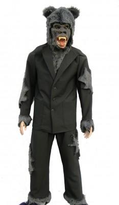 Werewolf-costume