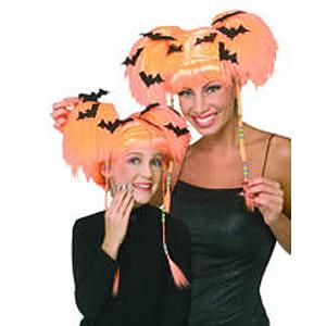 Battie-Witch-Wig-Orange