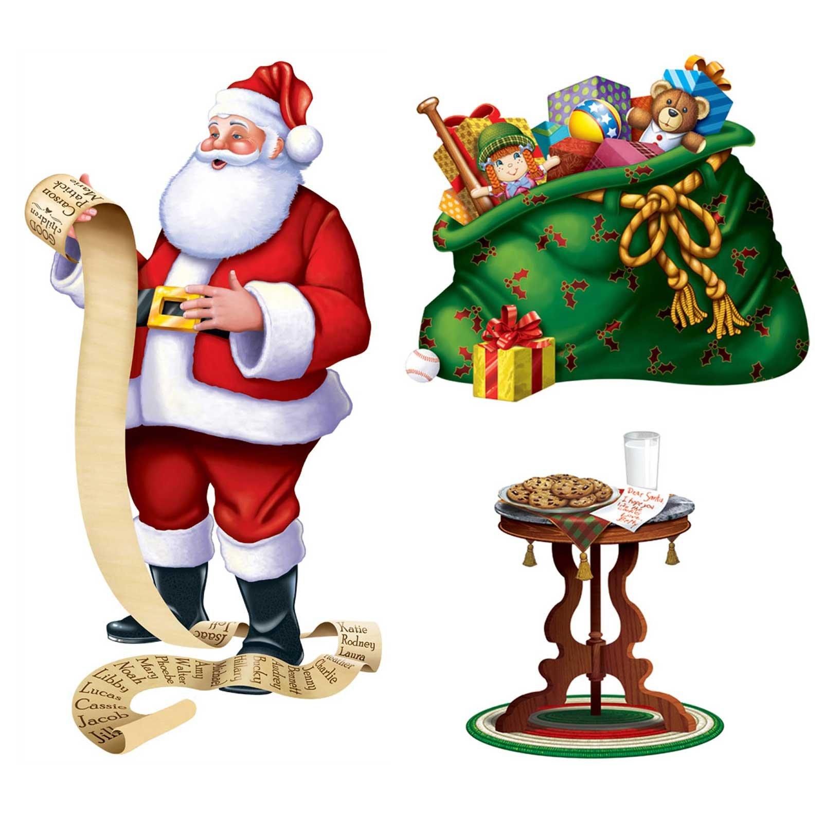 Santa-Props