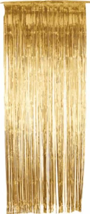 Gold-Shimmer-Curtain