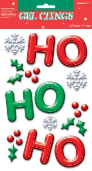 Ho-Ho-Ho-Gell-Clings-Window-Decoration