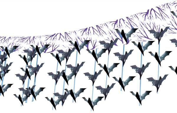Bat-Attack-Ceiling-Decoration