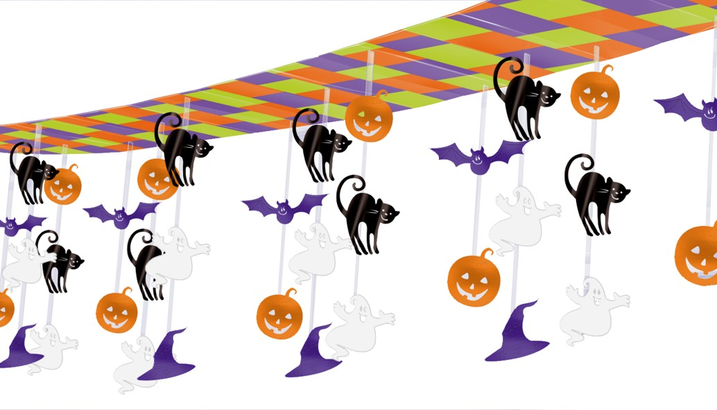 Fun-Halloween-Ceiling-Decoration