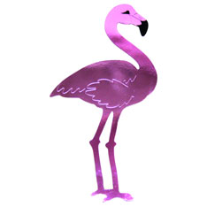 Pink-Foil-Flamingo-decoration