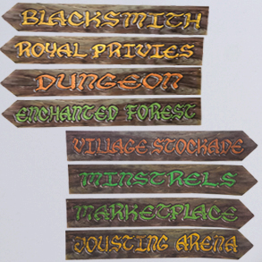 Medieval-Street-Signs-Decoration-Cutout