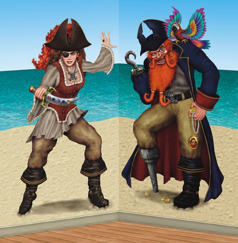 Pirate-scene-setter-Bonny-Blade-&-Calico-Jack