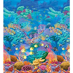 Tropical-Fish-Under-Water-Room-Roll