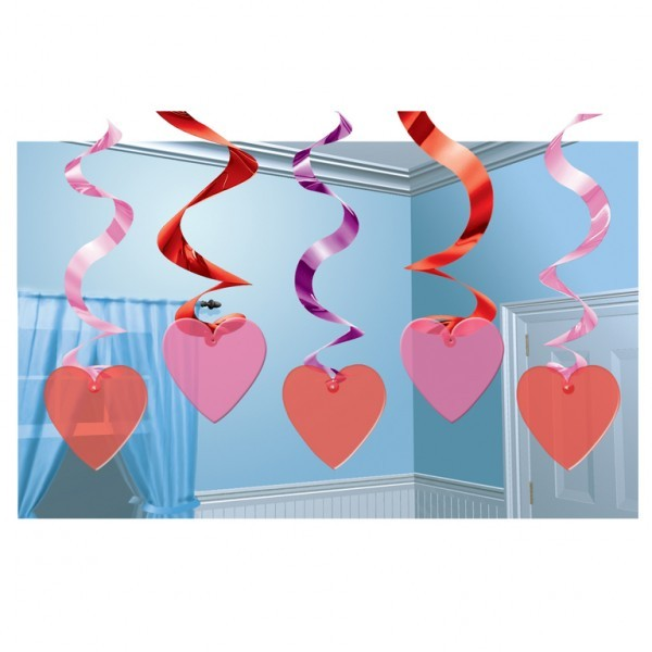 Swirl-Heart-Hanging-Decorations