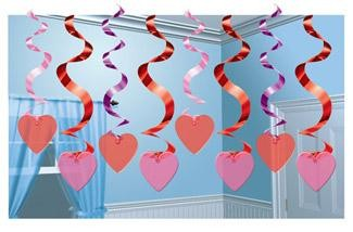 Swirl-Heart-Hanging-Decoration-Value-Pack
