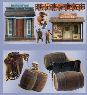 Wild-West-Shoot-Out-Props-Wall-Add-on