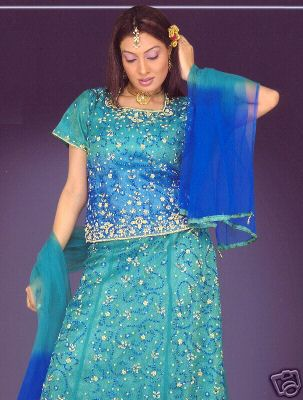 Blue---green-Bollywood