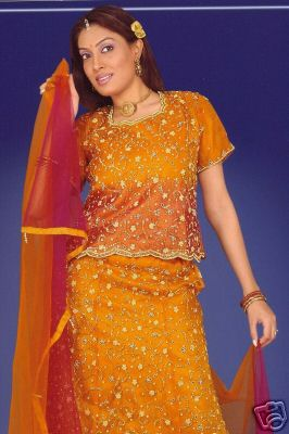 Orange-and-Red-Bollywood