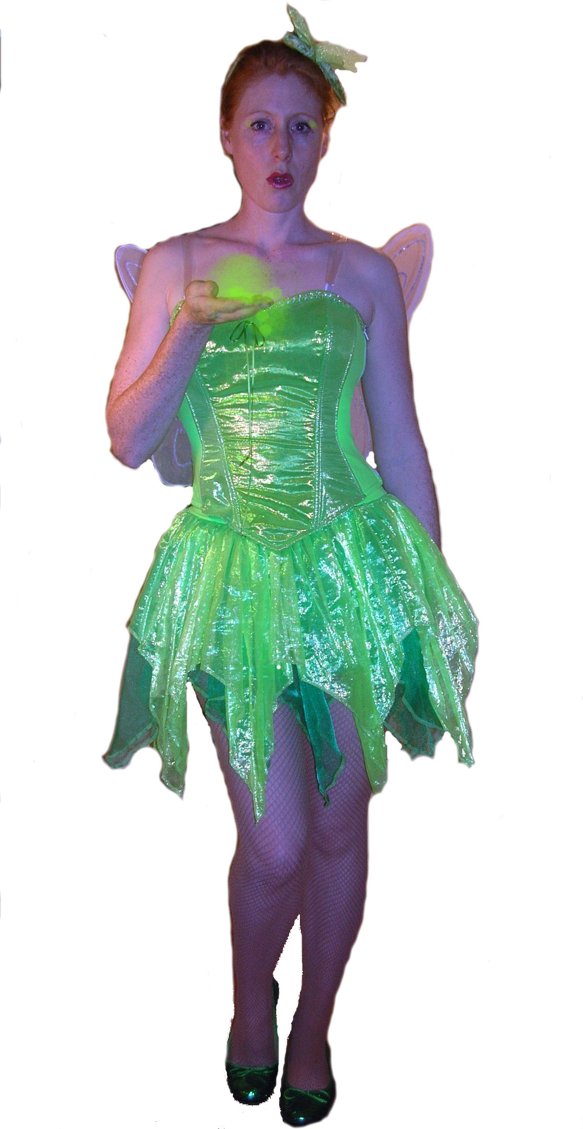 Lime-Green-Tinkerbell-Fairy-10-14
