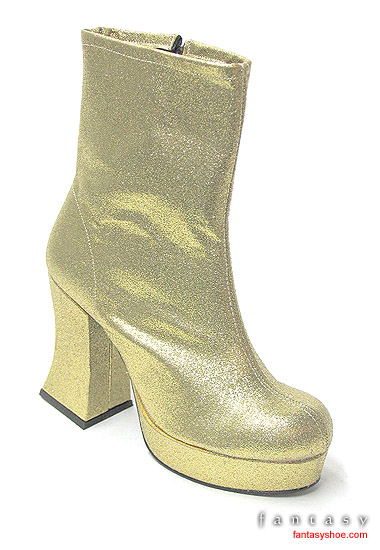 Glitter-Gold-Ankle-Platform-Boot