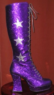 Dark-Purple-with-Stars-Glitter-Platforms
