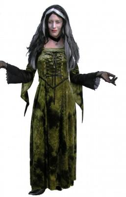 ... Green-Enchantress-Shrek-Princess-Fiona  sc 1 st  Mad Hatter Fancy Dress & Green Enchantress Shrek Princess Fiona fancy dress hire