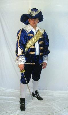 Blue-Cavalier