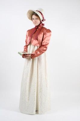 Jane-Austen-Dress-Pink