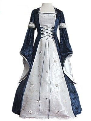 Blue-and-Silver-Medieval-Dress-8-12