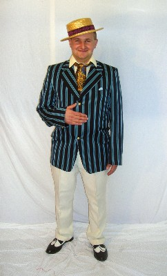 !920`s-Blazer-Suit.-Pale-dark-blue