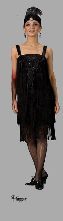 flapper_dress_black
