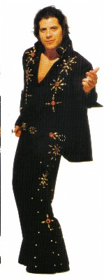 Rhinestone-Elvis-in-black-2-piece