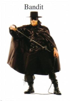 Zorro-Bandit