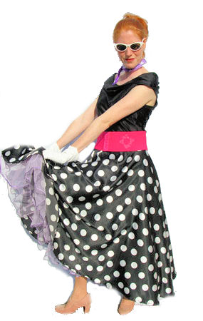 1950's-2-piece-black-and-white-polka-dot-S-M