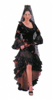 Spanish-Dancer-(2)-Red-Black-flowers