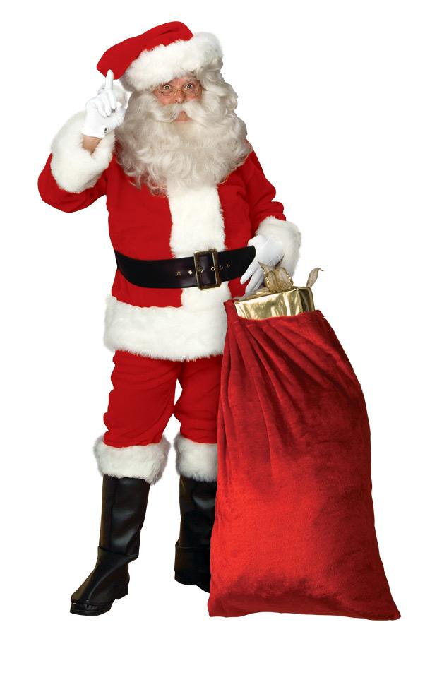 red_santa_suit