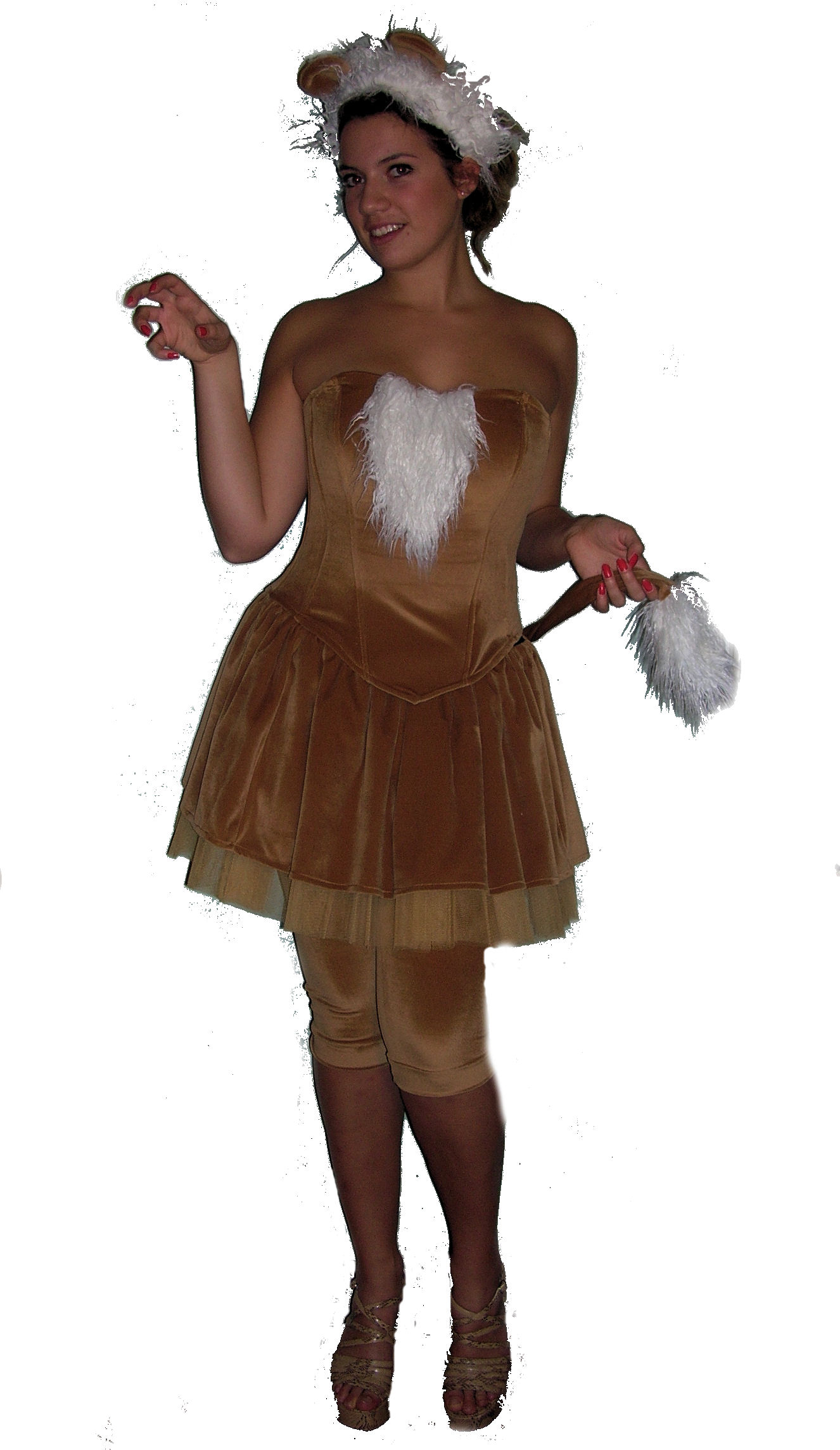 Lioness-Costume