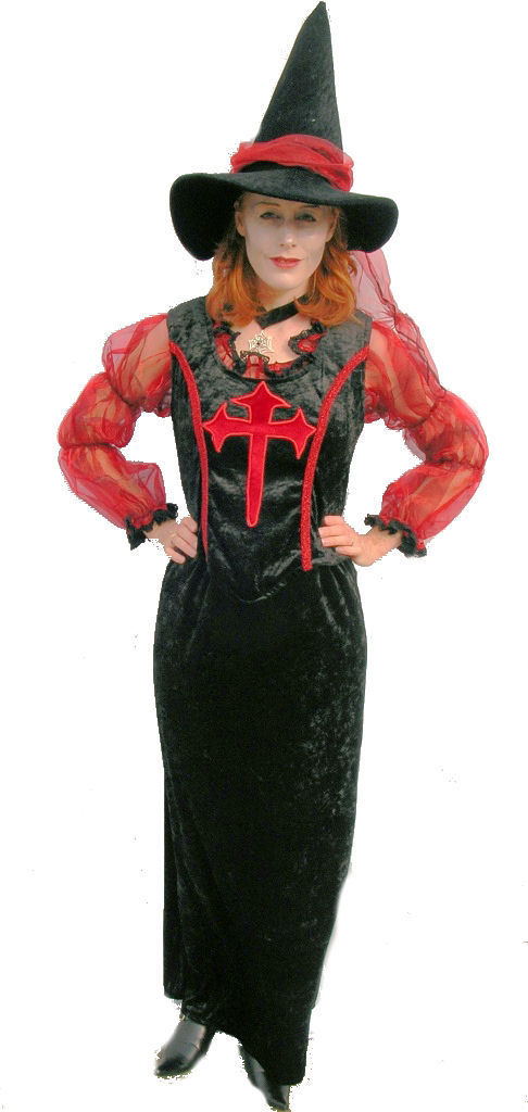 Red-Gothic-witch