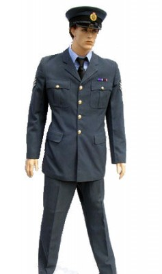 RAF Uniform Pilot Fancy Dress Hire