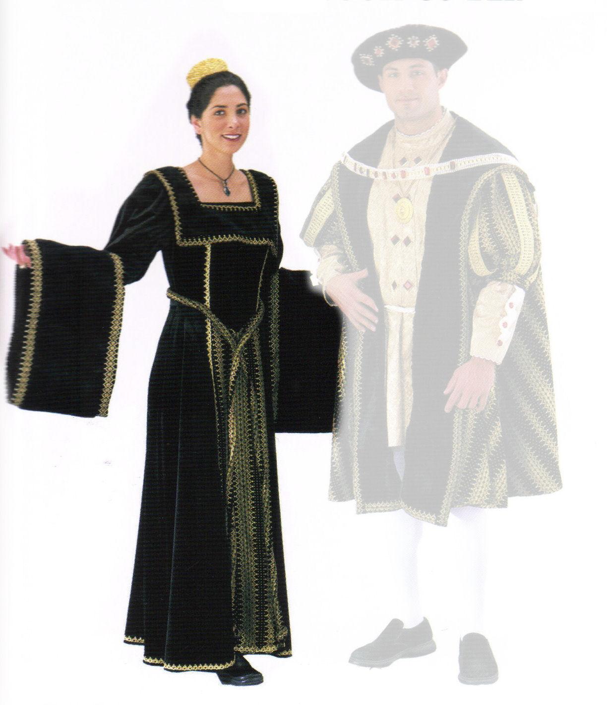 16th-Century-Queen