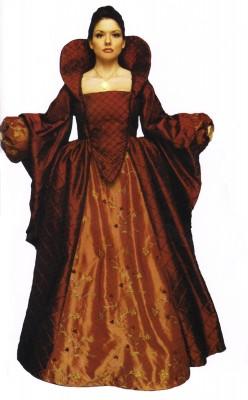 Queen-Elizabeth-First-Burgundy