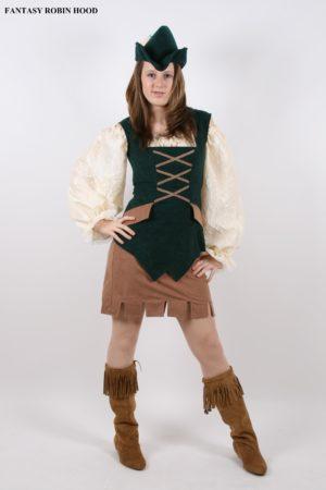 Robin-Hood-Girl