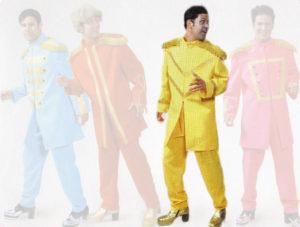 Beatles-Sgt-Pepper-Yellow