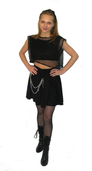 Madonna-in-Black