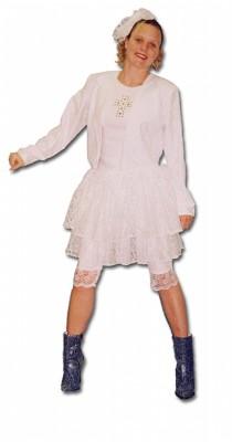 Madonna-in-White
